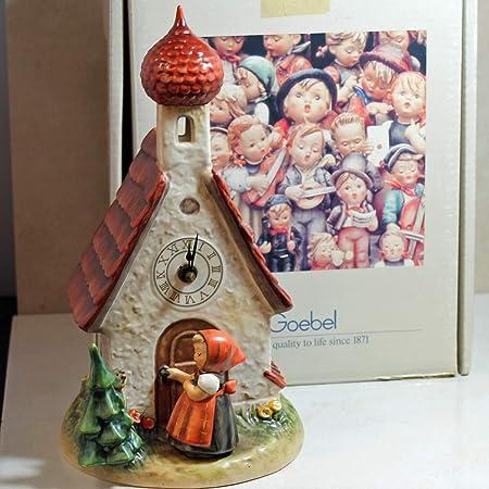 Hummel Figurine Chapel Time