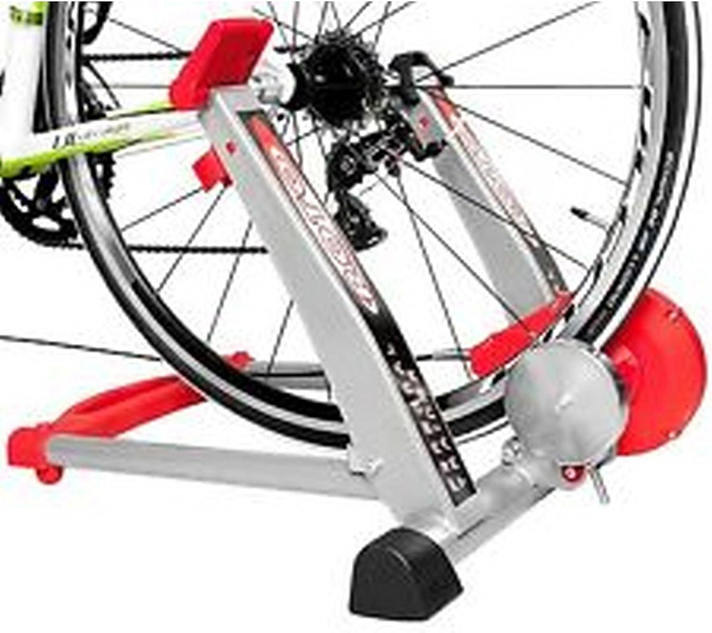 Rodillo para Entrenamiento Bicicleta Roto Mistral Color Rojo Gris ...