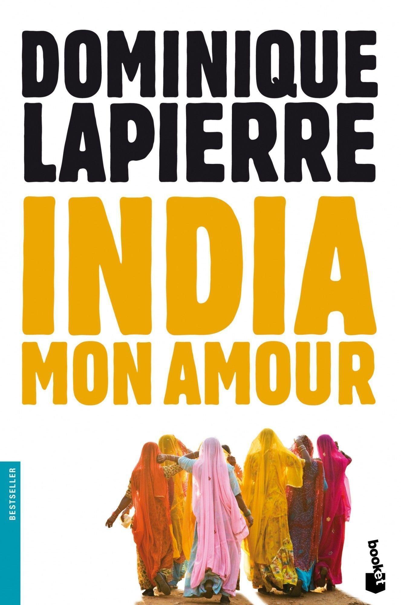 India mon amour (Booket Logista)