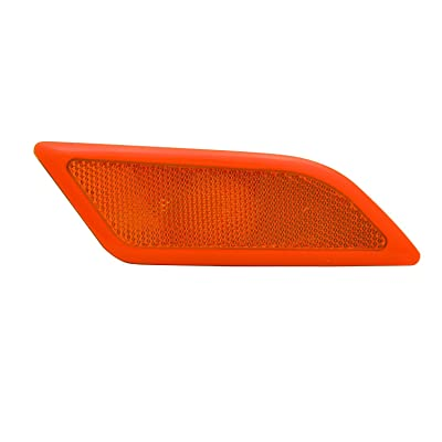 TYC 18-6125-01-9 Compatible with MERCEDES-Benz Right Replacement Side Marker Light: Automotive
