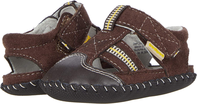 Sale Max 79% OFF pediped Unisex-Child Gustan Shoe Crib