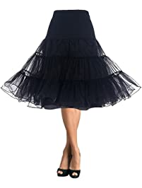 DaisyFormals® Women's 50s Vintage Rockabilly Petticoat Tutu(More Colors)