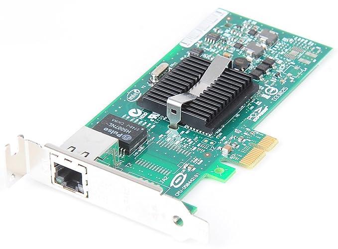 Intel PRO/1000 PT 10/100/1000 Mbit/s PCI-E EXPI9400PT Red ...