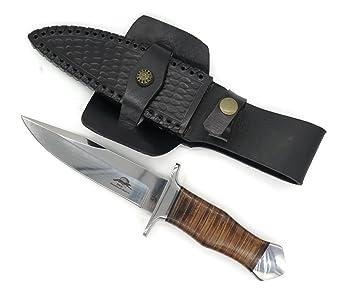 DKC-UL-114-L Yuma Cuchillo de Caza, de Hoja Fija, Estilo sin ...