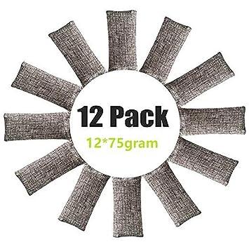 Amazon.com: 12 pack natural Air Purificación bolsas, olor ...