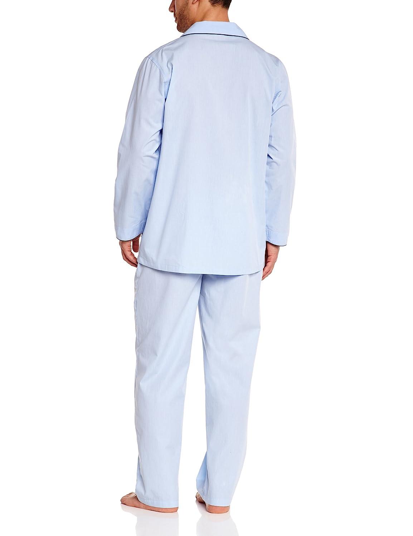 Mens Pyjama Long Ouvert Uni Fil À Fil Maternity Nightie Mariner Sale Browse Inexpensive Sale Online Cheap Sale New Clearance Largest Supplier Zjla8