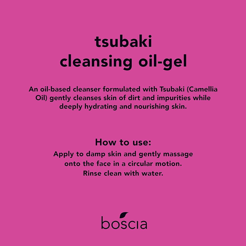 boscia Tsubaki Cleansing Oil-Gel, 5 Fl Oz: Premium Beauty