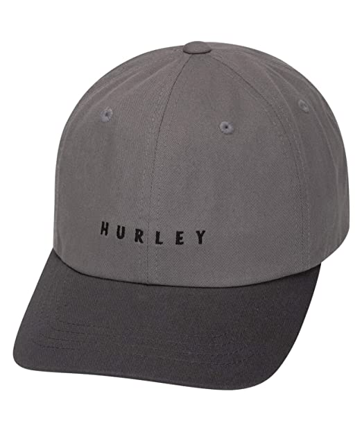 Hurley M Blended Hat Gorras, Hombre, Anthracite, Talla Única ...