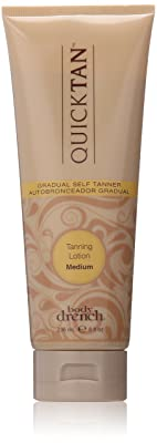 Body Drench Quick Tan Gradual Tanning Lotion