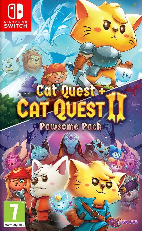 Pawsome Pack: Cat Quest + Cat Quest 2: Amazon.es: Videojuegos