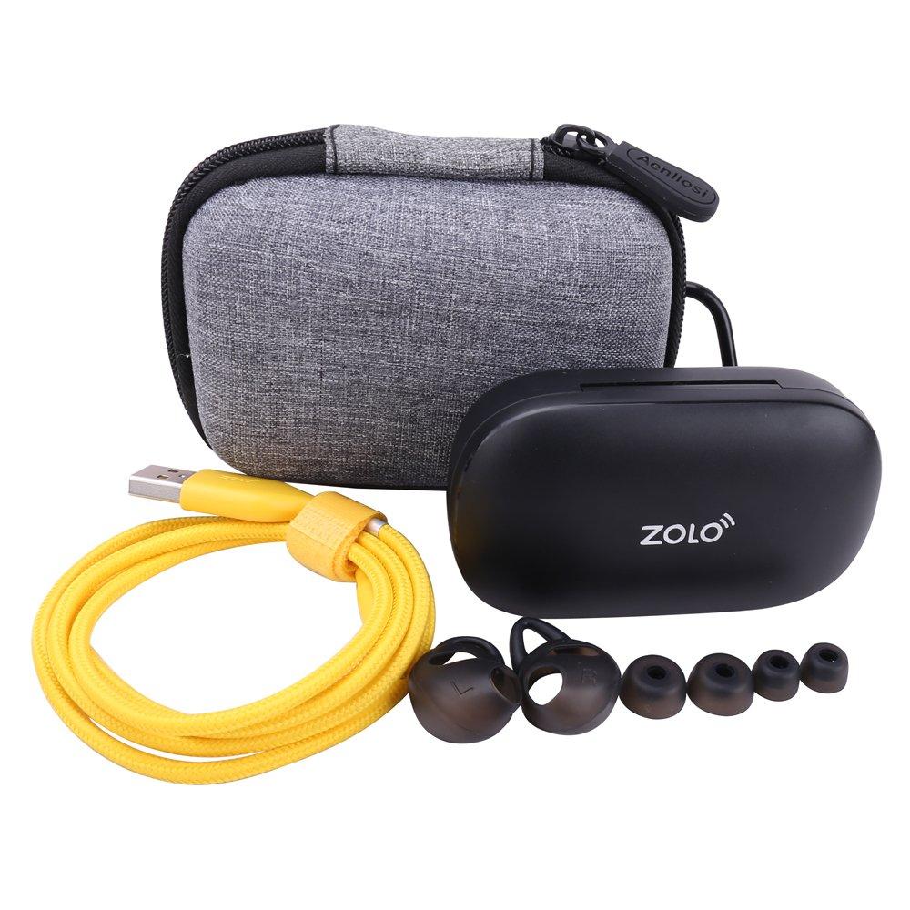 Funda Caso para Zolo Liberty+ Auriculares/Auriculares inalámbricos Totales de Aenllosi: Amazon.es: Electrónica