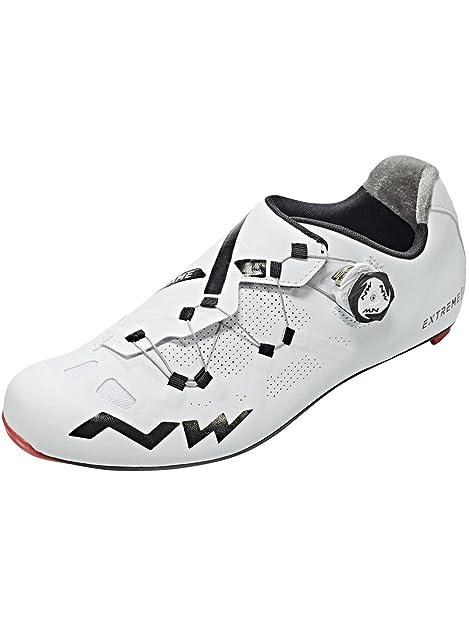 Zapatillas Carretera Northwave Extreme GT Blanco-Negro - Talla: 44: Amazon.es: Zapatos y complementos