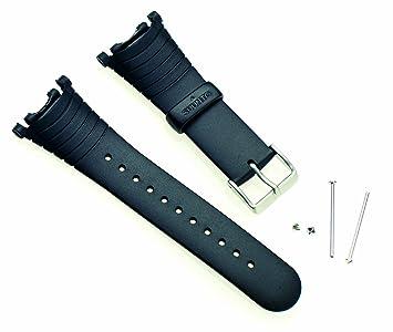 Suunto Vector Strap R/Black Military Correa para Relojes, Unisex, Negro (Militar), Talla Única: Amazon.es: Deportes y aire libre