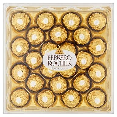 FERRERO ROCHER 24 bombones caja 300 gr