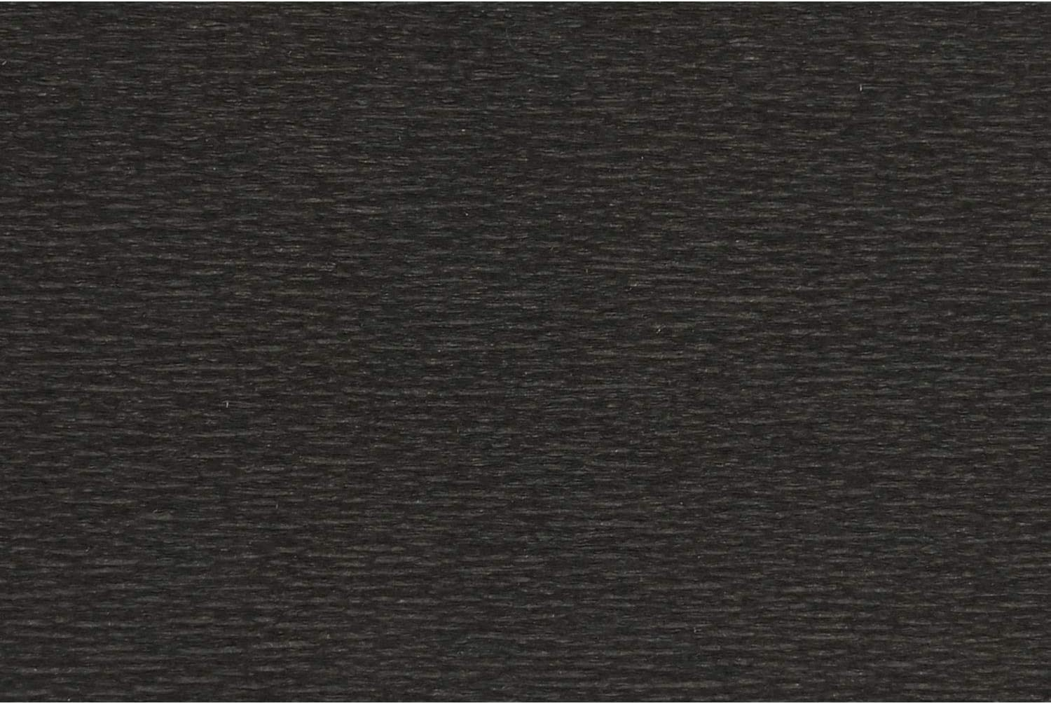 10.7-Square Feet Black LG11016 Lia Griffith Extra Fine Crepe Paper Folds Roll