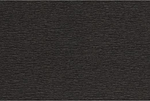 Black LG11016 Lia Griffith Extra Fine Crepe Paper Folds Roll 10.7-Square Feet