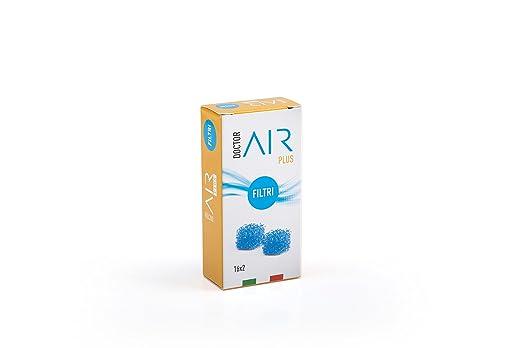 20 opinioni per Filtri per dilatatore nasale Doctor Air contro polline, polveri e inquinamento.