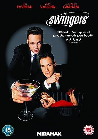 Swingers [Edizione: Regno Unito] [Reino Unido] [DVD]: Amazon ...