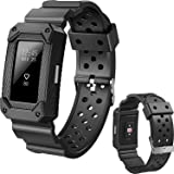 Lwsengme X4-TECH Replacement Sport Bands Compatible with Fitbit Charge 2,Classic Fitness Rugged Accessories Wristband Compatible with Fitbit Charge 2 HR(NO Tracker)