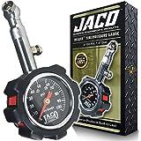 JACO Deluxe Tire Pressure Gauge - 100 PSI