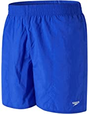 Speedo Men Solid Leisure 16-Inch Watershorts