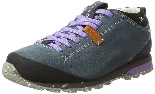 AKU Women s Bellamont Suede GTX Trekking-  Walking Shoes  Amazon.co ... 5cc38e68db8