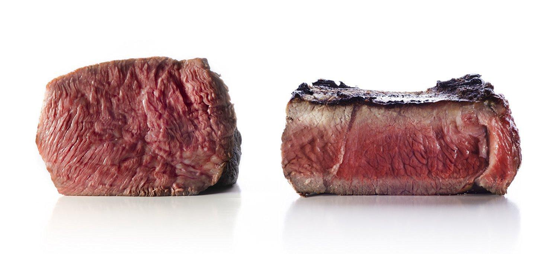 Sous Vide Rind Steak Vergleich