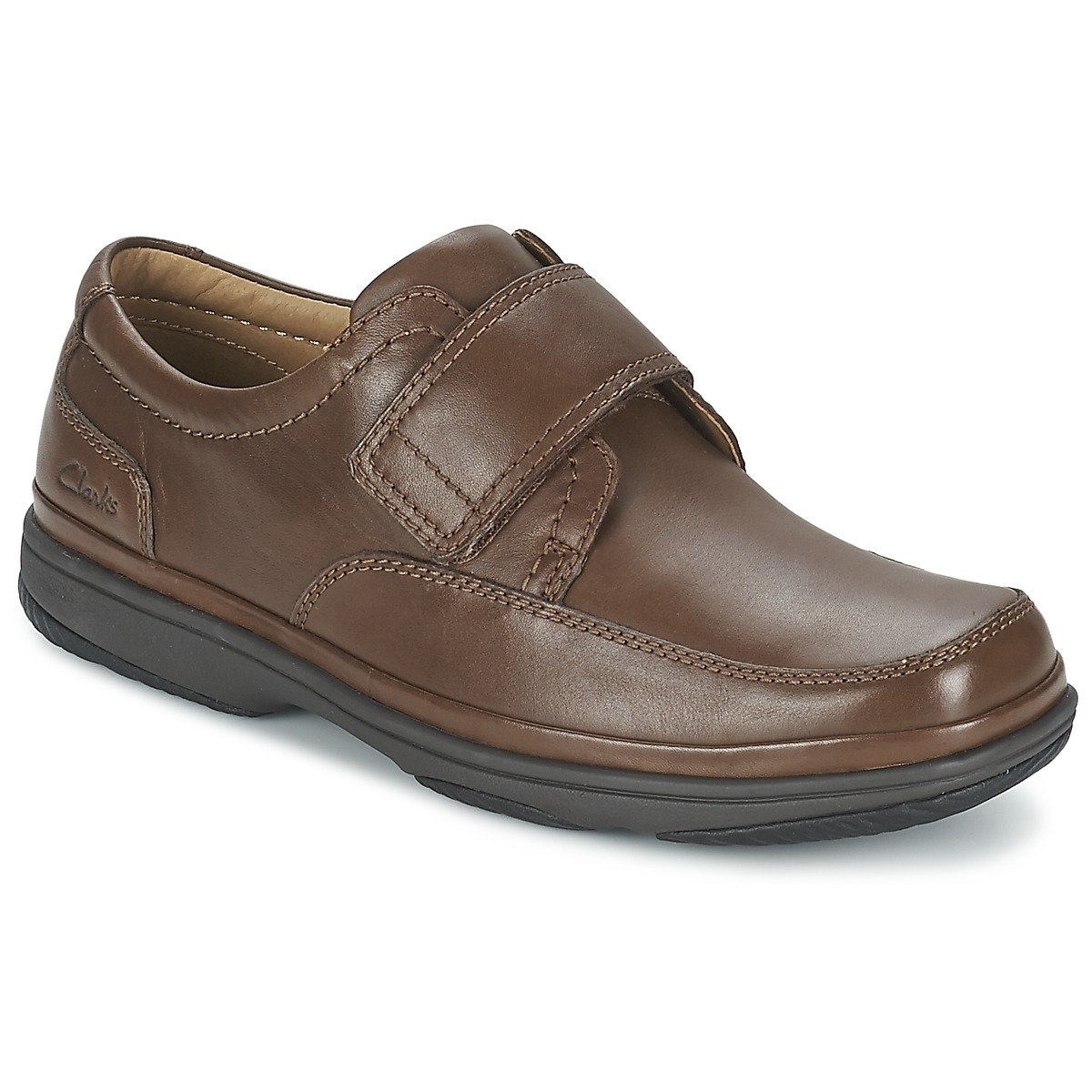 35627770635ea Clarks 1336-48H Swift Turn Brown Mens Casual Shoes: Amazon.co.uk: Shoes &  Bags