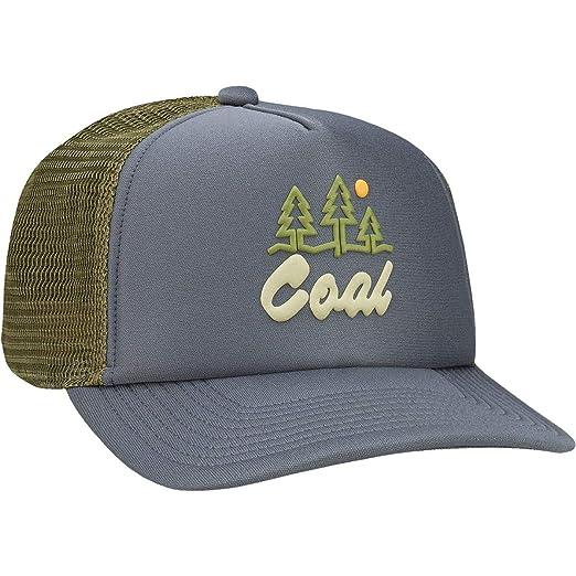 57ac0d405 Amazon.com  Coal Men s The Eugene Mesh Back Trucker Hat Adjustable ...
