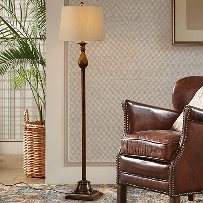Amazon.com: GFC Floor Lamps Floor Lamp American Retro ...