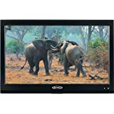 """JENSEN JTV19DC HD Ready 19"""" Inch LED TV with Integrated HDTV (ATSC) Tuner (1080p, 720p, 480p), 12V DC, specially built for Boats, Yacht, RV Recreational Vehicle, Trailer, Camper, Motor Home etc."""