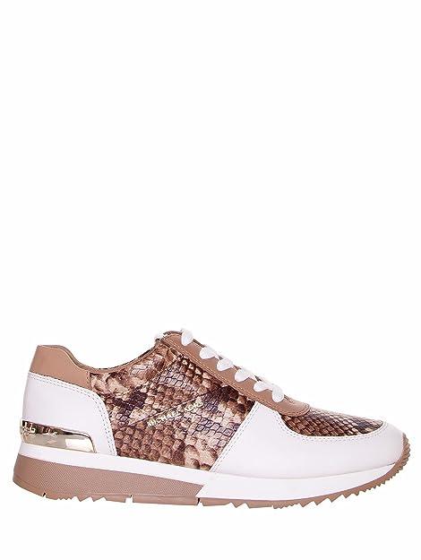 Michael Kors - Zapatillas para mujer blanco Size: 35.5: Amazon.es: Zapatos y complementos