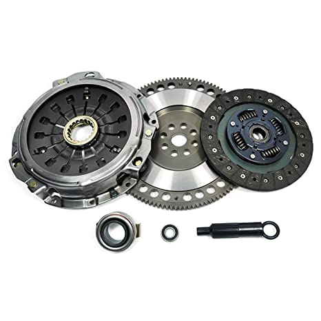 PPC HD Kit de embrague Set + Racing Volante Supra Soarer SC300 1jzgte 2jzgte R154 Swap