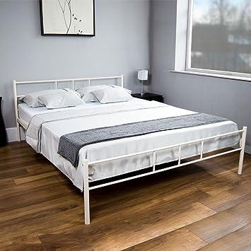 Generic A1. Num. 6466. Grito. 1.. Me cama - cama metálica meta 4 ft6 ...