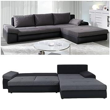 Polsterecke Sofa Bono Mit Schlaffunktion Wohnlandschaft Schlafsofa