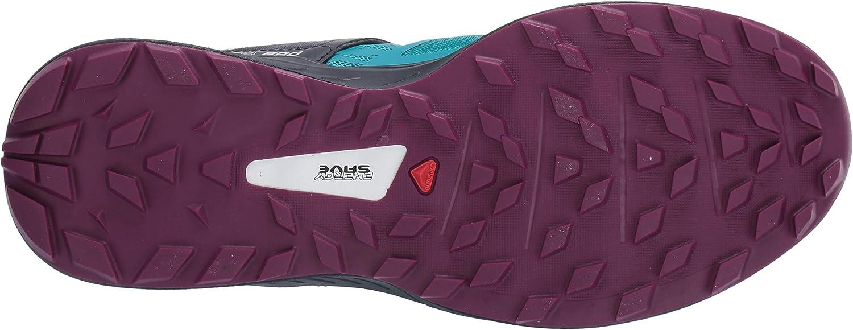 SALOMON Speedcross 5 Wide W, Zapatillas de Trail Running para Mujer Tile Blazer Morado Oscuro QRQNe