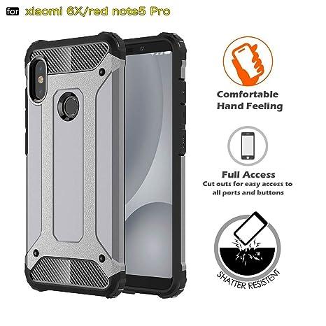 Amazon.com: LIKESEA Xiaomi Mi 6 x/Redmi Note 5 Pro caso ...