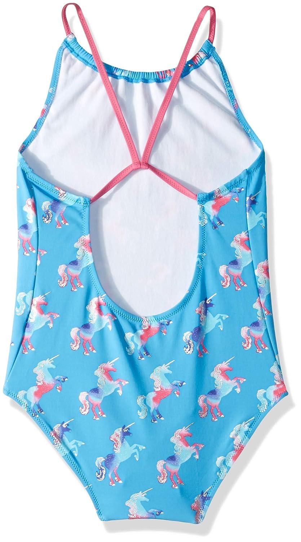Hatley Swimsuits Traje de ba/ño de una Pieza para Ni/ñas