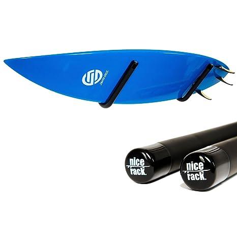 Amazon Com Nice Rack Surfboard Longboard Angled Rack High