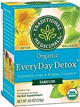 Traditional Medicinals Organic Dandelion Everyday Detox Tea