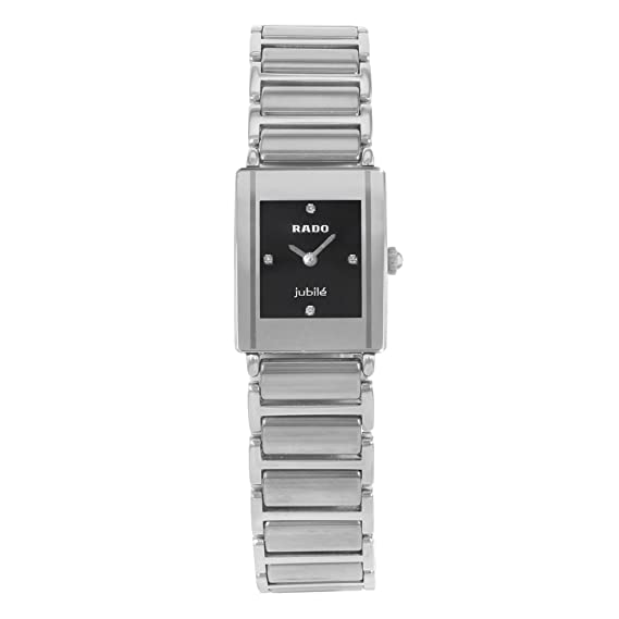 Amazon.com: Rado Jubile Quartz Female Watch R20488722 (Certified Pre-Owned): Rado: Watches