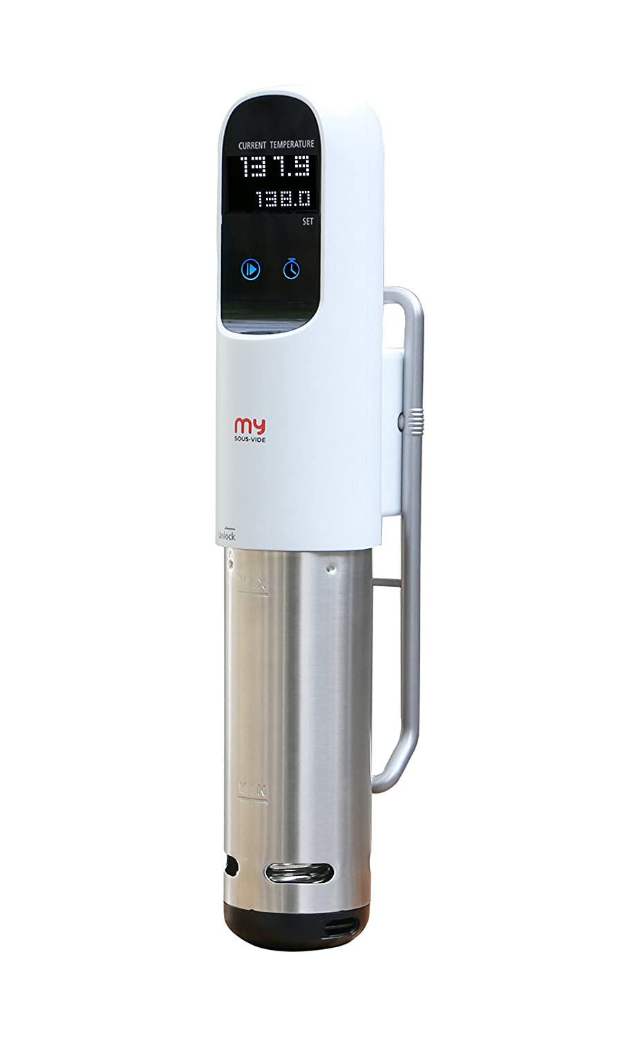 My Sous Vide My101 Immersion Cooker White
