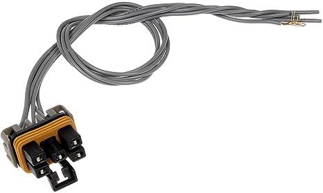 Dorman 645 - 692 parabrisas limpiaparabrisas motor conector y arnés ...