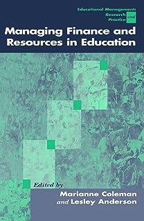 Educational Resource Management: An International Perspective