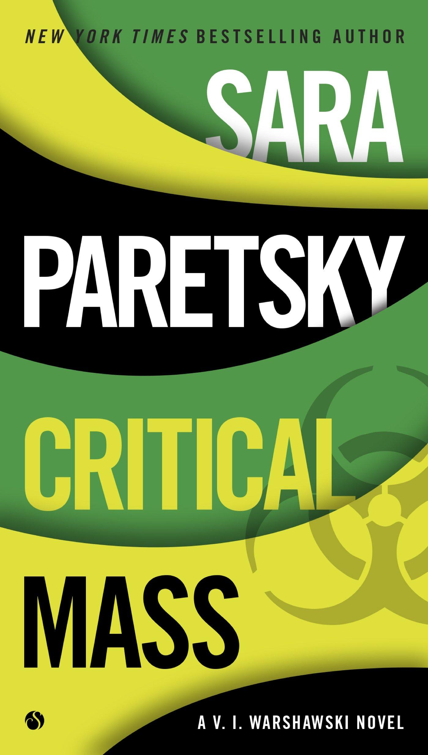Critical Mass (a Vi Warshawski Novel): Sara Paretsky: 9780451468185:  Amazon: Books
