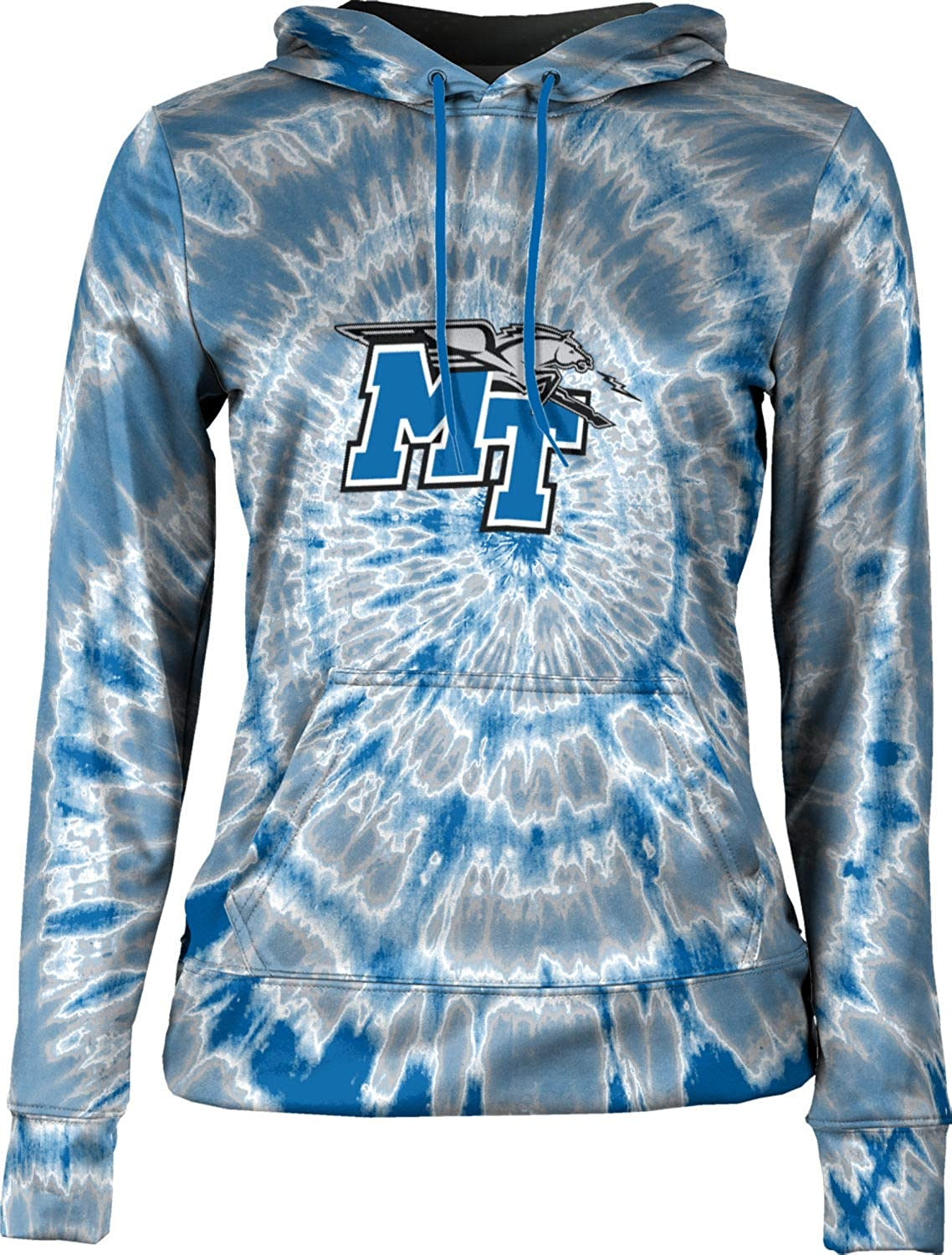 Tie Dye ProSphere Virginia State University Girls Pullover Hoodie School Spirit Sweatshirt