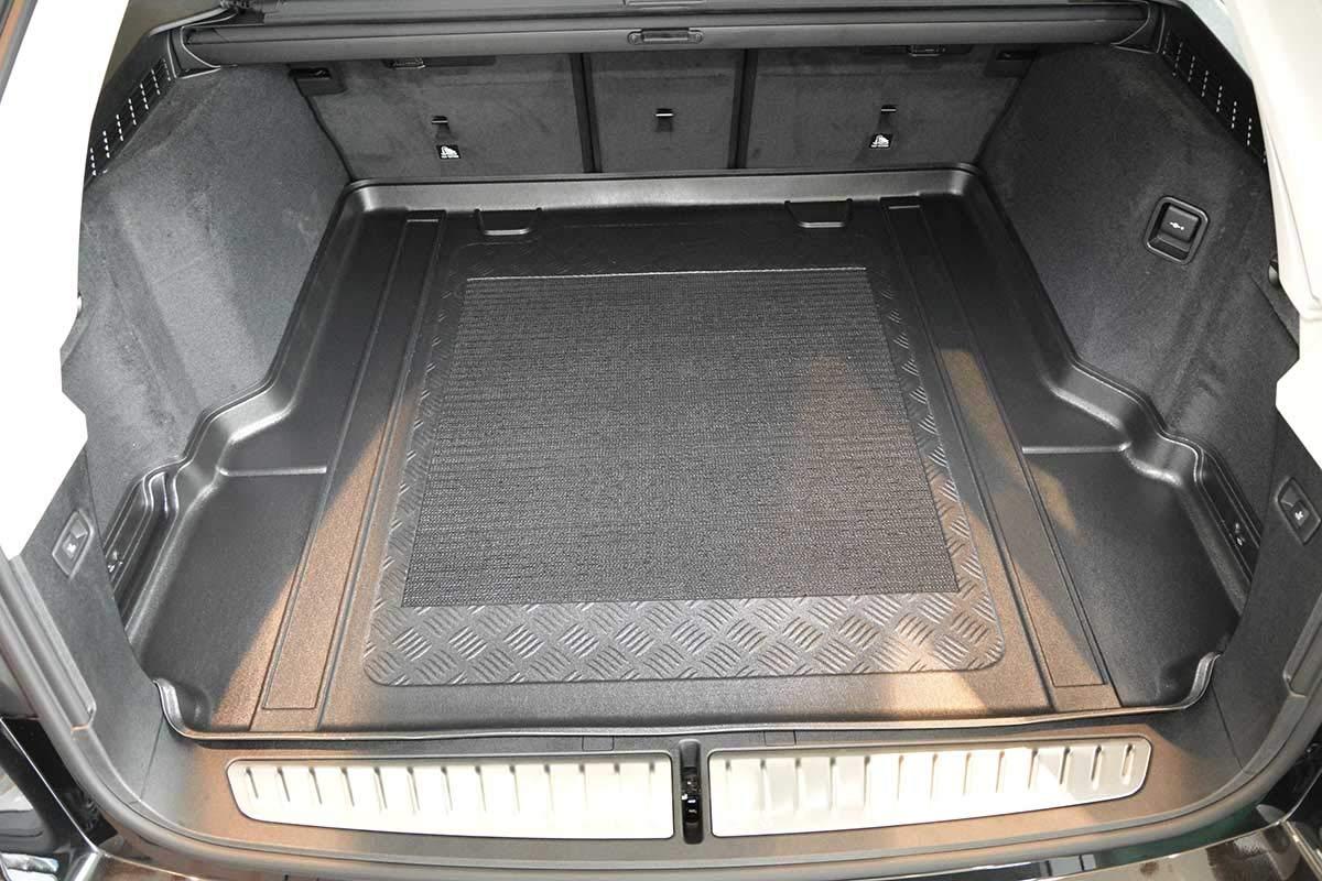 dal 05.2017- sur Mesure cod G31 Bac de Protection Antiderapant Utilisation*: Toutes Les Versions 7393 MTM Tapis de Coffre Serie 5 Touring