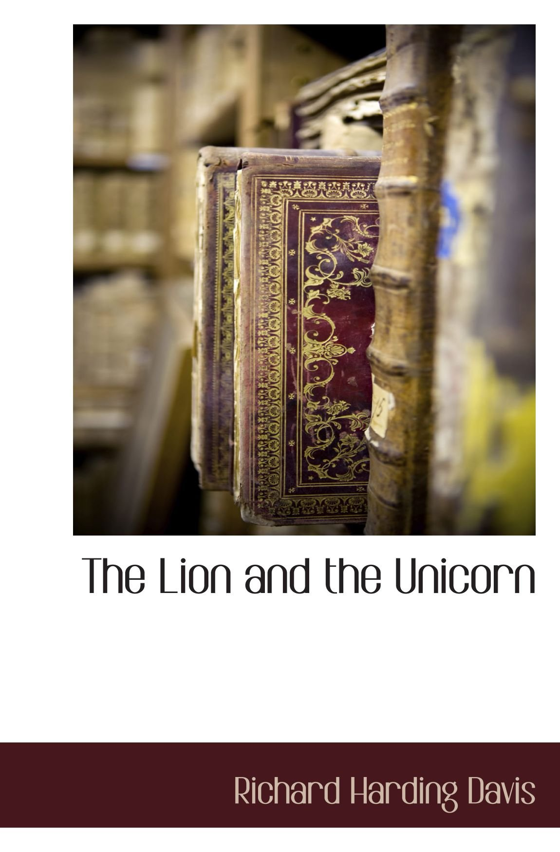 Download The Lion and the Unicorn ebook
