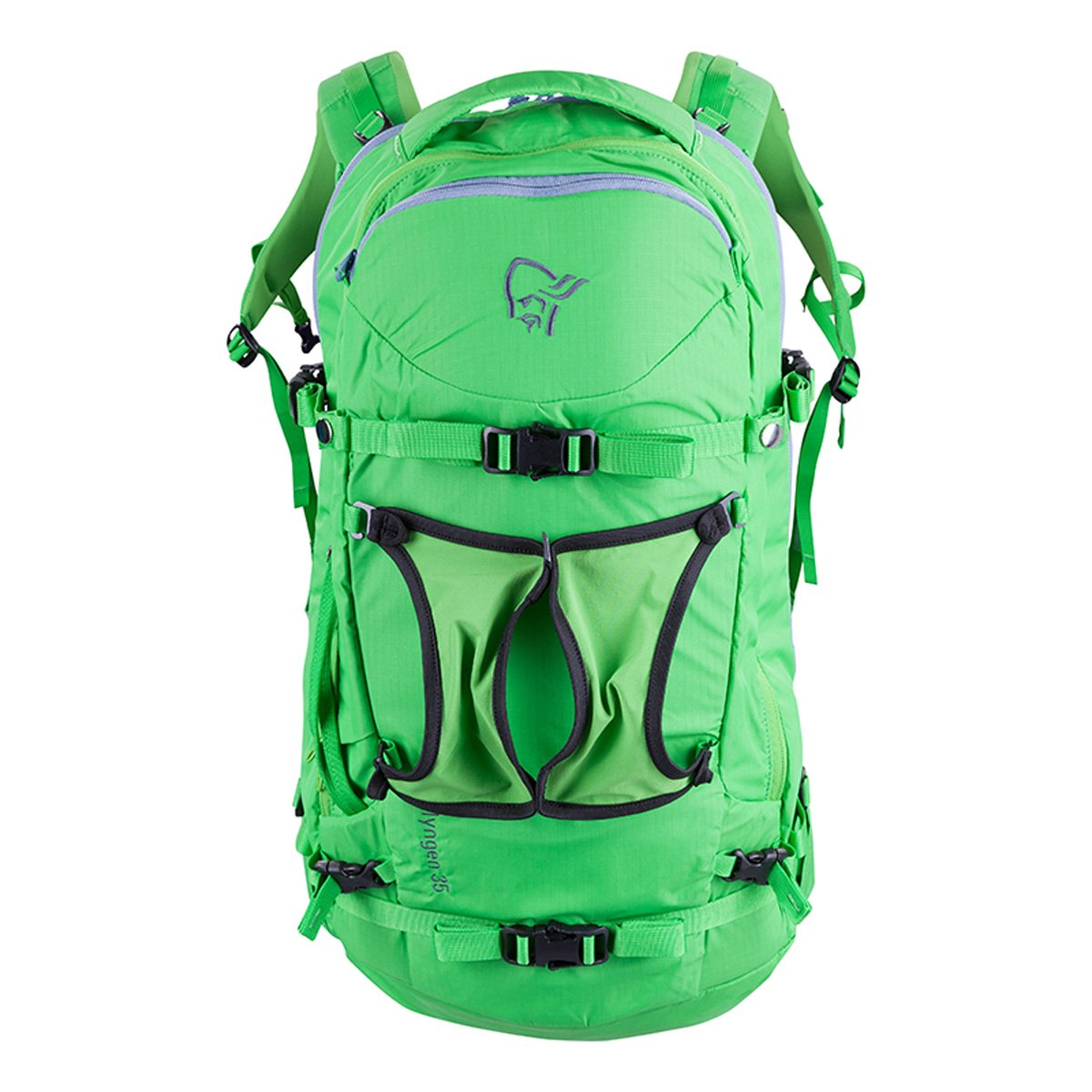 NORRONA(ノローナ) LYNGEN PACK35L 3290-15-7760  J Fever B01GM7FH98
