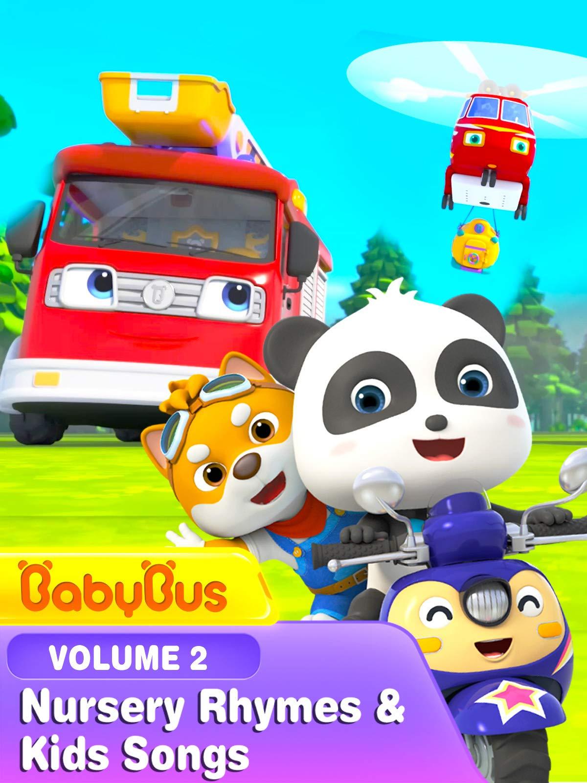BabyBus - Nursery Rhymes & Kids Songs